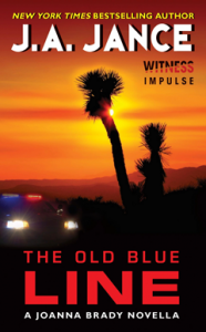 The Old Blue Line - A Joanna Brady Novella