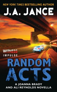 cover for Random Acts